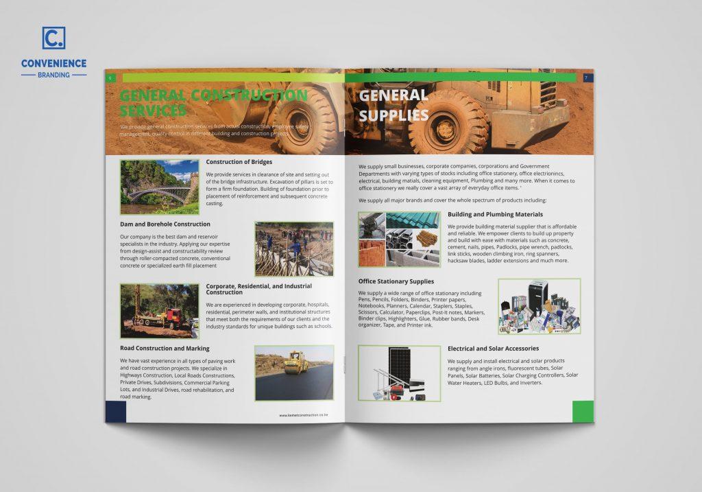 KEMET Construction Limited