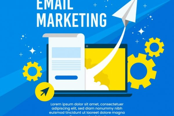 Convenience Design Email Marketing Design
