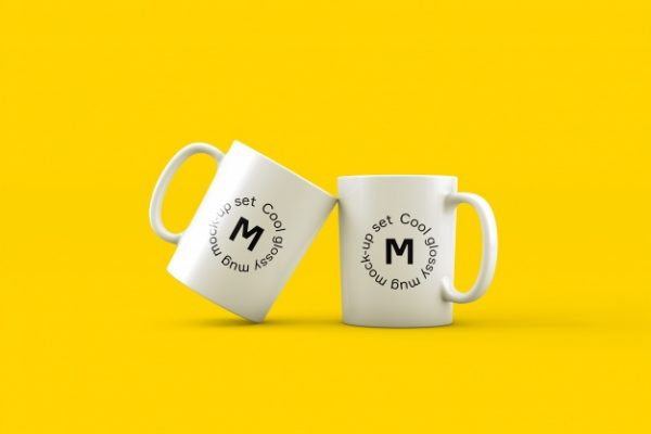 Convenience Designs Corporate Identity Branded Cups Design