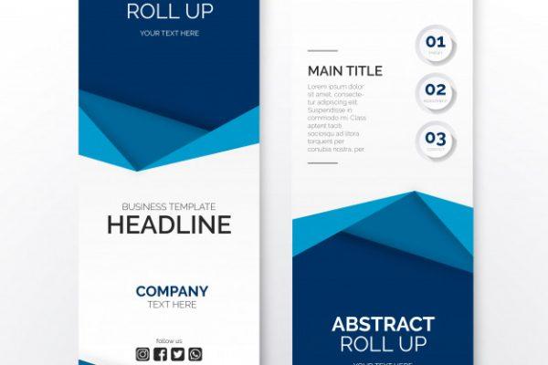Convenience Designs Roll up Banner design