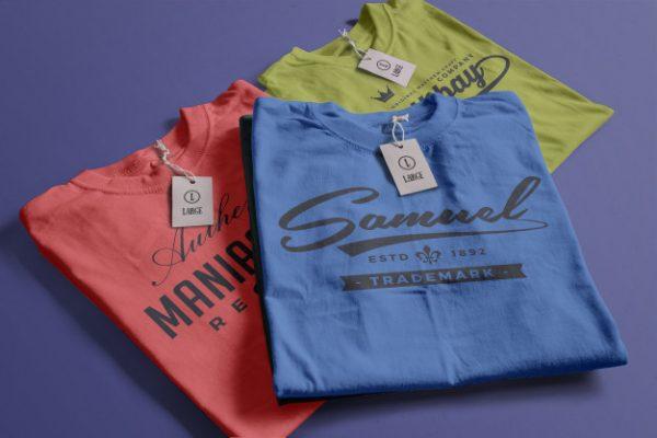 Convenience Designs T-shirt branding and t-shirt design