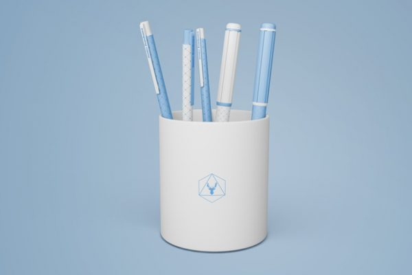 Convenience designs pen branding